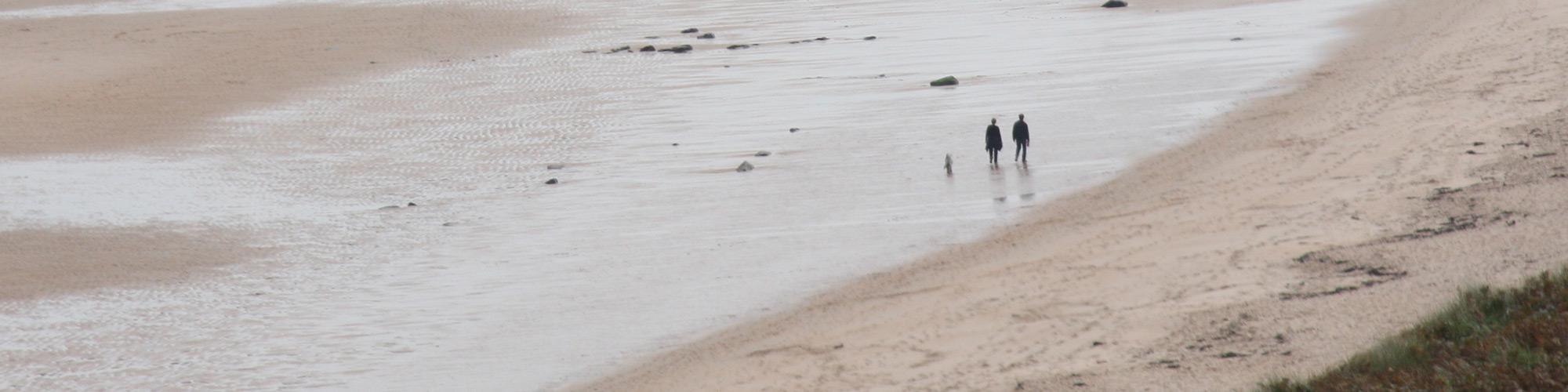 Beach of Embleton