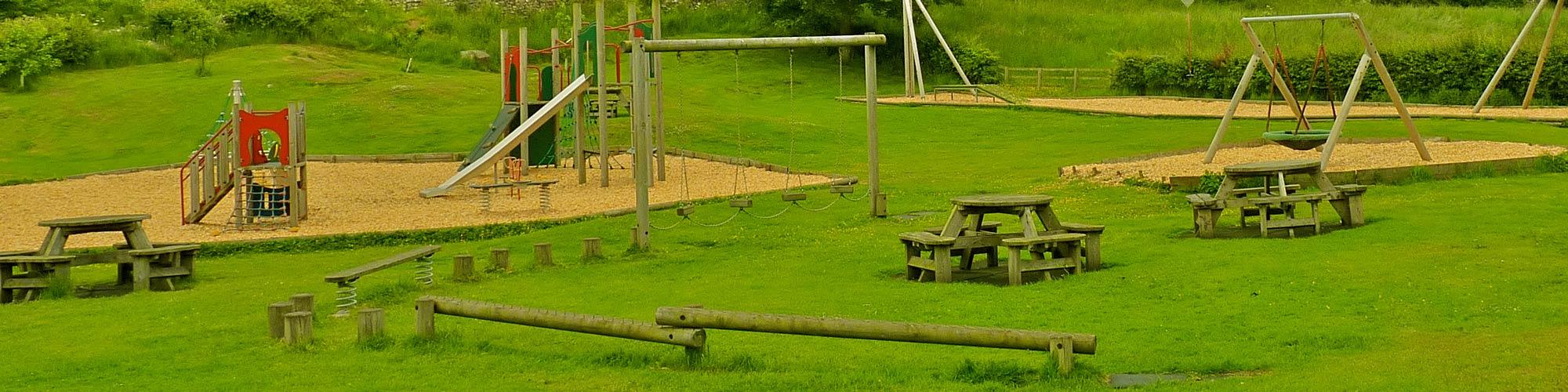 The Playground at PoppyCottage