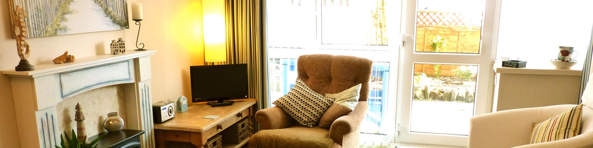 The Living-room PoppyCottage